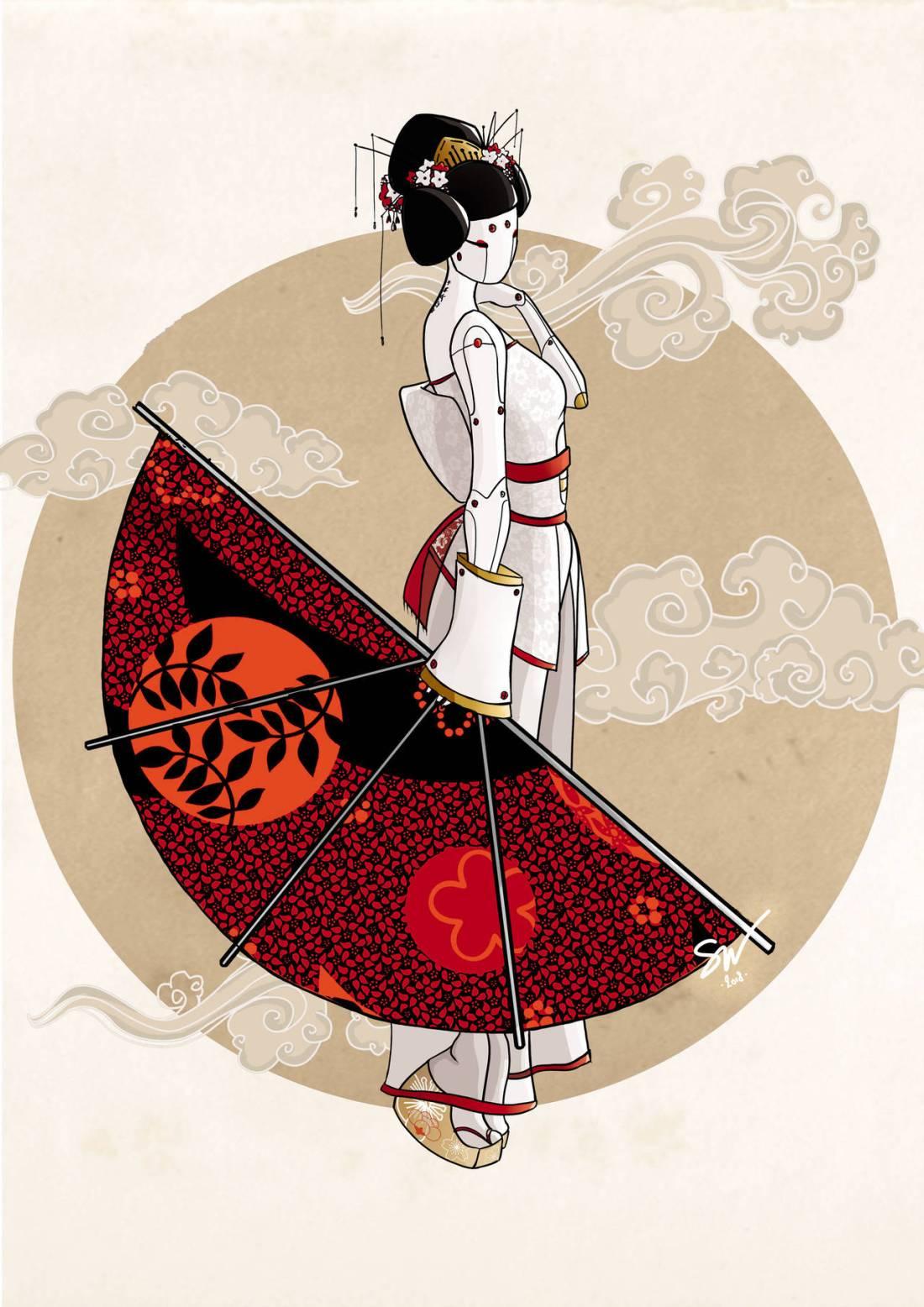 geisha_sci_fi